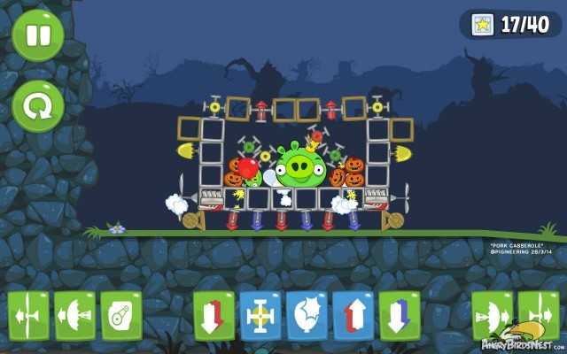 Bad Piggies Pork Casserole