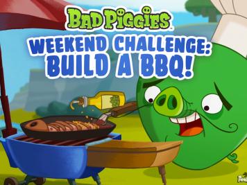 Bad Piggies Weekend Challenge 14 June 2014