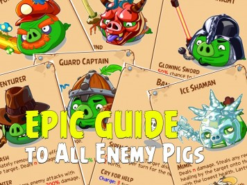 Angry Birds Epic Enempy Pigs Guide Featured Image