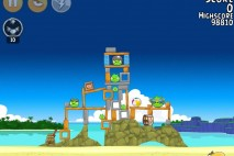 Angry Birds Flock Favorites Level 29-1 Walkthrough