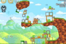 Angry Birds Flock Favorites Level 29-12 Walkthrough