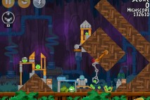 Angry Birds Flock Favorites Level 29-13 Walkthrough