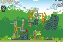 Angry Birds Flock Favorites Level 29-15 Walkthrough
