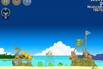 Angry Birds Flock Favorites Level 29-3 Walkthrough