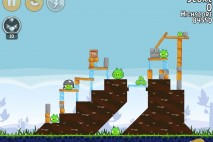 Angry Birds Flock Favorites Level 29-4 Walkthrough