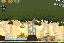 Angry Birds Flock Favorites Level 29-5 Walkthrough