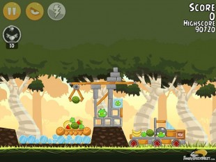 Angry Birds Flock Favorites Level 29-5 Walkthrough