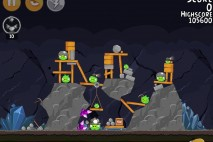Angry Birds Flock Favorites Level 29-6 Walkthrough