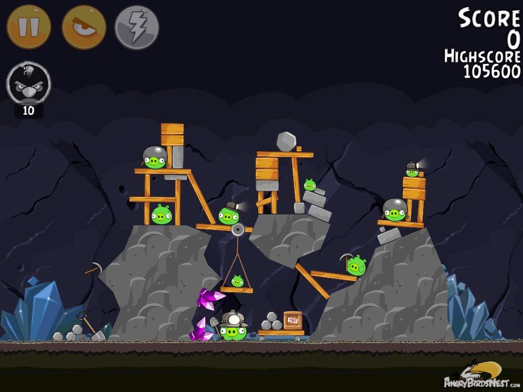 Angry birds flock favorites level 29 6 walkthrough angrybirdsnest