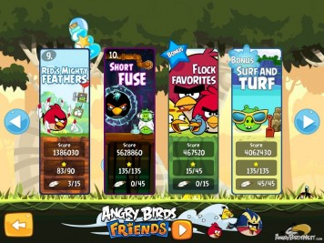 Angry Birds Flock Favorites Episode Image