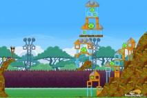 Angry Birds Friends Tournament Level 1 Week 113 Power Up & 3 Star Walkthroughs | July 14th 2014