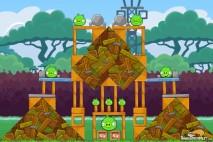 Angry Birds Friends Tournament Level 2 Week 113 Power Up & 3 Star Walkthroughs | July 14th 2014