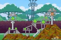 Angry Birds Friends Tournament Level 3 Week 113 Power Up & 3 Star Walkthroughs | July 14th 2014
