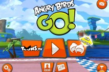 Angry Birds Go Multiplayer Header