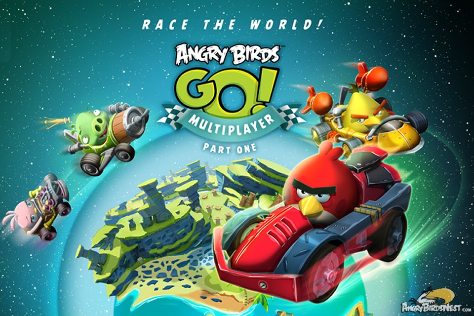 Download Angry Birds Go Mod Apk-Get Free [Mods/Money/Cheats]