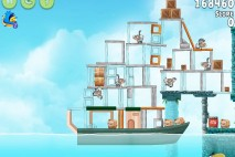 Angry Birds Rio Hidden Harbor Walkthrough Level #12