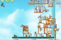 Angry Birds Rio Hidden Harbor Walkthrough Level #4