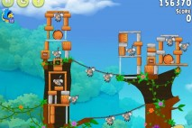 Angry Birds Rio Gear #6 Walkthrough Level 10