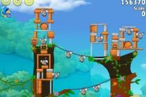 Angry Birds Rio Gear #6 Walkthrough Level 10