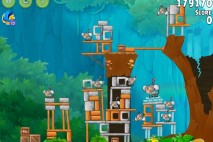 Angry Birds Rio Gear #7 Walkthrough Level 13
