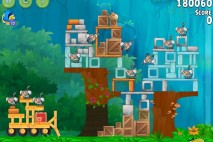 Angry Birds Rio Gear #2 Walkthrough Level 5