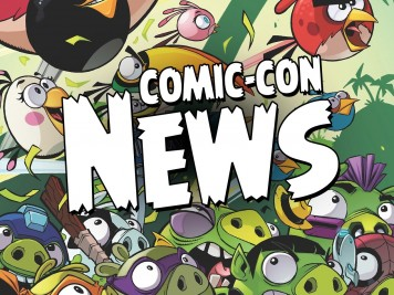 Angry Birds San Diego Comic-Con 2014 News Featured Image