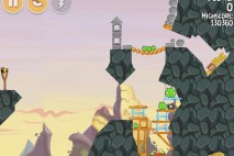 Angry Birds Seasons South HAMerica Level 1-12 Walkthrough
