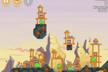 Angry Birds Seasons South HAMerica Level 1-14 Walkthrough