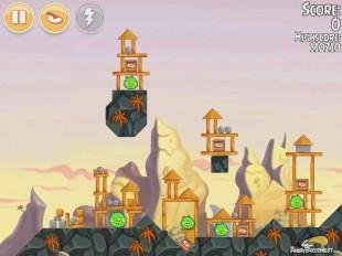 Angry Birds Seasons South HAMerica Level 1-14 Walkthrough