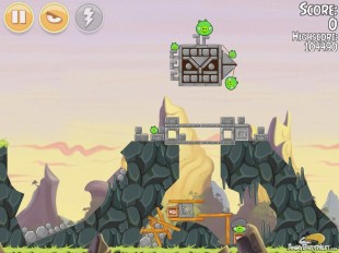 Angry Birds Seasons South HAMerica Level 1-18 Walkthrough