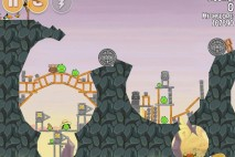Angry Birds Seasons South HAMerica Level 1-21 Walkthrough