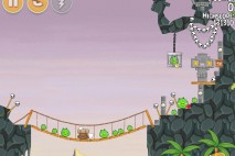 Angry Birds Seasons South HAMerica Level 1-3 Walkthrough