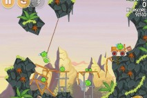 Angry Birds Seasons South HAMerica Level 1-4 Walkthrough