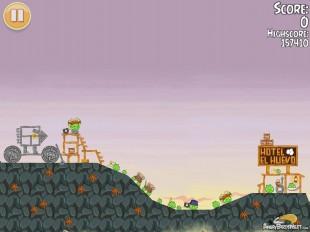 Angry Birds Seasons South HAMerica Golden Egg #49 Walkthrough