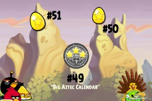 Angry Birds Seasons South HAMerica Golden Eggs Walkthroughs