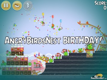 Angry Birds Seasons The Pig Days 1-3