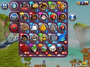 Angry Birds Star Wars 2 Master Your Destiny Character Swap