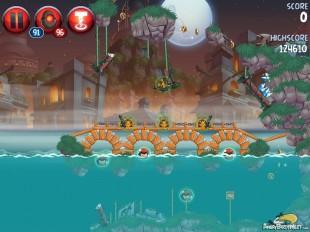 Angry Birds Star Wars 2 Master Your Destiny Level PM-13 Walkthrough