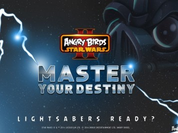 Angry Birds Star Wars 2 Revenge of the Sith Lightsabers Ready Teaser