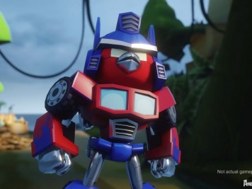 Angry Birds Transformers Official Comic Con Trailer Featured Image