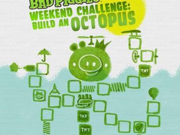 Bad Piggies Weekend Challenge 26 July 2014