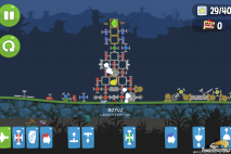 Bad Piggies Soyuz Rocket