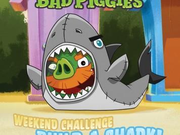Bad Piggies Weekend Challenge 5 July