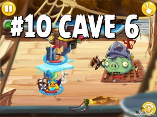 Angry Birds Epic Endless Winter Level 10 Walkthrough | Chronicle Cave 6
