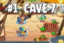 Angry Birds Epic Forgotten Bastion Level 1 Walkthrough | Chronicle Cave 7