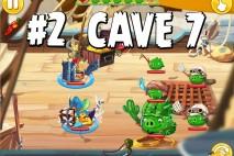Angry Birds Epic Forgotten Bastion Level 2 Walkthrough | Chronicle Cave 7