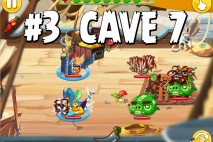 Angry Birds Epic Forgotten Bastion Level 3 Walkthrough | Chronicle Cave 7