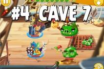 Angry Birds Epic Forgotten Bastion Level 4 Walkthrough | Chronicle Cave 7