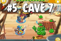 Angry Birds Epic Forgotten Bastion Level 5 Walkthrough | Chronicle Cave 7