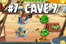 Angry Birds Epic Forgotten Bastion Level 7 Walkthrough | Chronicle Cave 7